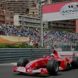 Monaco GP Experience