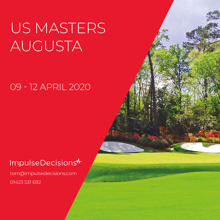 US Masters Experience